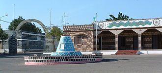 Dikhil - Place of Bernard