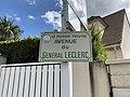 Plaque Avenue Général Leclerc - Le Plessis-Trévise (FR94) - 2021-05-08 - 2.jpg