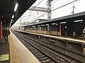 Platform of Fushimi-Inari Station 3.jpg