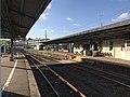 Platform of Tabira-Hiradoguchi Station 10.jpg
