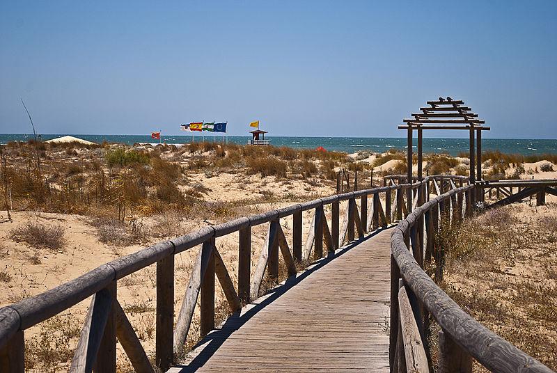 Archivo:Playa La Laguna Chipiona.jpg