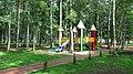 "Playground ""The Pencils"". July 2015. - Площадка ""Карандаши"". Июль 2015. - panoramio.jpg"