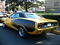 Plymouth Barracuda 440-6 1972 (15049557574).jpg