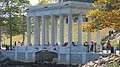 Plymouth Rock, Water St, Plymouth. - panoramio.jpg