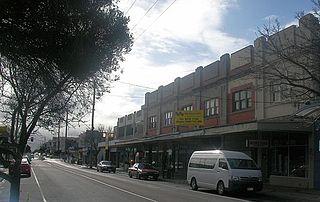 Hughesdale, Victoria Suburb of Melbourne, Victoria, Australia