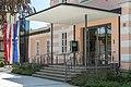 Poertschach Hauptstrasse 153 Gemeindeamt Haupt-Eingang mit Vordach 21052016 3190.jpg