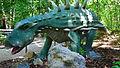 Polacanthus, DinoPark Vyškov.JPG