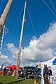 Pole climbing at New Forest Show 2009 - geograph.org.uk - 1431428.jpg