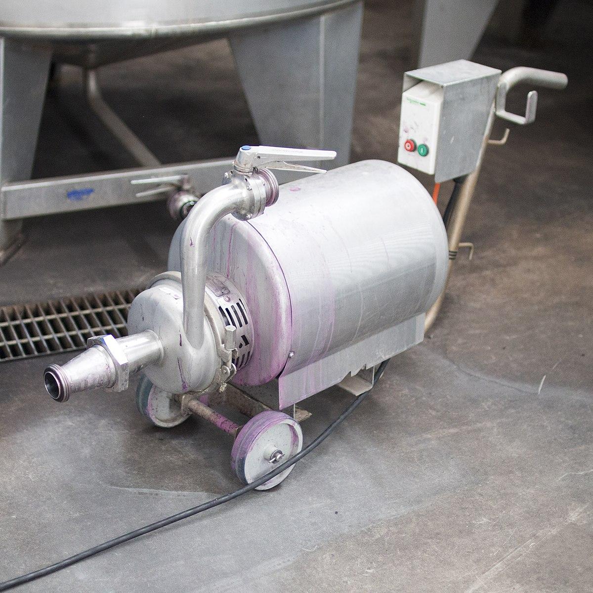Un Coup De Pompe Definition: Pompe Centrifuge