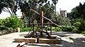 Pompe irrigation vignoble Oudayas Marrakech.jpg