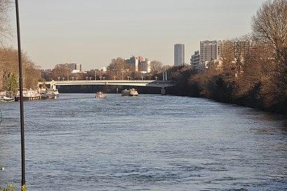 Comment aller à Pont de Billancourt en transport en commun - A propos de cet endroit
