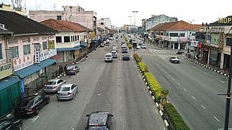Pontian District - Jalan Alsagoff, Pontian