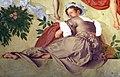 Pontormo, lunetta di vertumno e pomona, 1519-21, 23.jpg