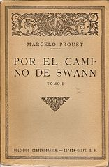 File Por El Camino De Swann Espasa Calpe1920