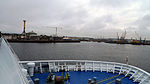 Port of Tyne as seen from DFDS King Seaways - Newcastle upon Tyne - North East England - 25 Aug. 2012.jpg