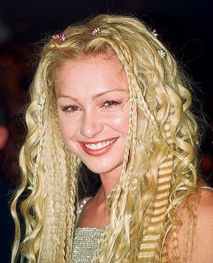 Portia De Rossi Model: De Rossi In 1999