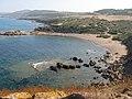 Porto alabe, spiaggia la marinedda - panoramio.jpg