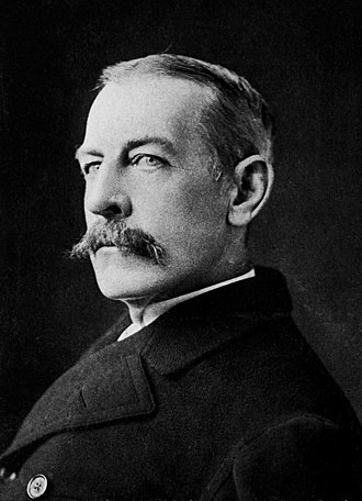 New York Herald Tribune - James Gordon Bennett, Jr., publisher of the New York Herald from 1866 to 1918.