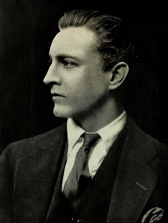 Portrait of John Barrymore