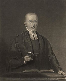 William Howels Church of England clergyman