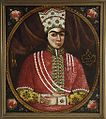 Portrait of a Prince from Iran, oil on canvas, Qajar period, ca. 1840, Doris Duke Foundation for Islamic Art.jpg