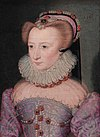 Portrait of a lady, traditionally identified as Louise de Lorraine (1553-1601), by Jean Decourt.jpg