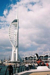 Portsmouth, Spinnaker Tower - geograph.org.uk - 499108.jpg