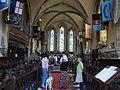 Portsmouth Royal Garrison Church interior.JPG