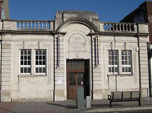 Portswood - Portswood library