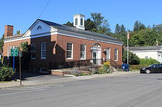 United States Post Office (Delhi, New York) United States historic place