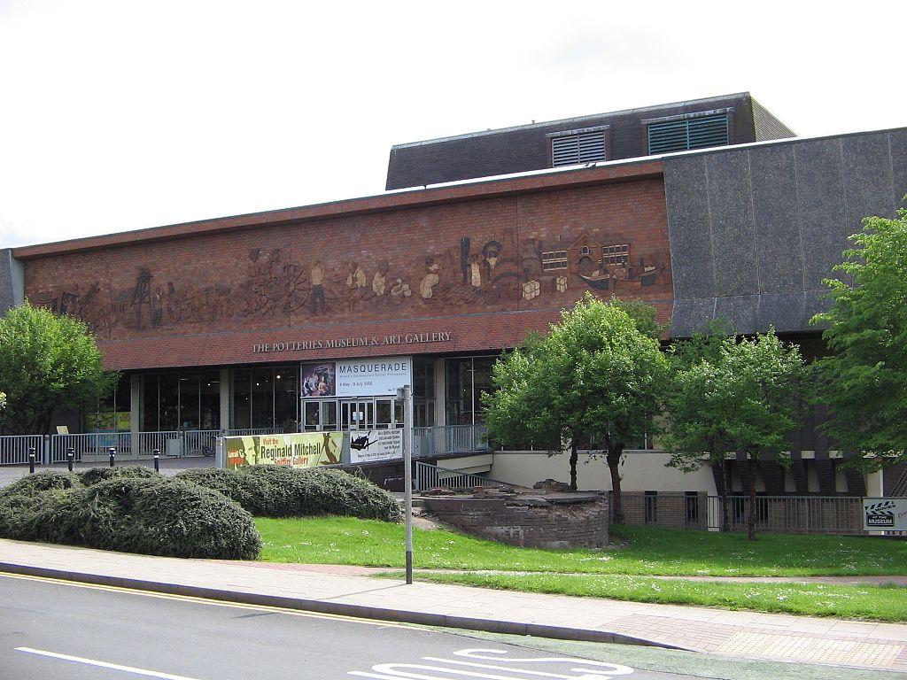 Potteries museum & art gallery.JPG