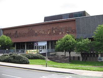 Leekfrith torcs - The Potteries Museum & Art Gallery, where the torcs were first put on display to the public