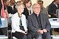 Poul Lindor Nielsen (S) og kone ved åbningsceremonien (27156959647).jpg