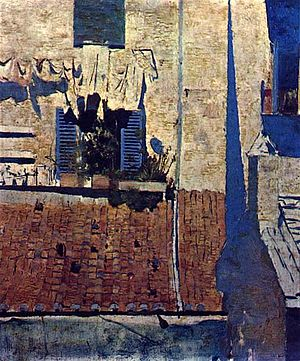 Henrique Pousão - Image: Pousao persianas 1