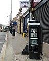 Power supply 'post' in Chapel Street, Islington - geograph.org.uk - 1523964.jpg