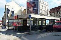 Praha, Florenc - Metro IV.JPG