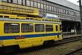 Praha, Holešovice, Nádraží Holešovice, vlak SŽDC IV.jpg
