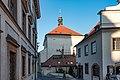 Praha, Hradčany Hradčanské náměstí 183-4, 184-3 20170905 001.jpg