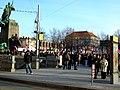 Praha, Palackého náměstí, Demonstrace proti nezávislosti Kosova VI.JPG