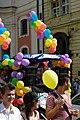 Praha, Staré Město, Prague Pride 2012, balonky.jpg