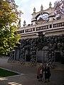 Praha, Valdštejnská zahrada, voliéra - panoramio.jpg