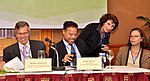 Press Conference at the LMI Infrastructure Best Practices Exchange (8379108023).jpg