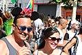 Pride Marseille, July 4, 2015, LGBT parade (19442304502).jpg