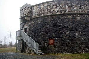 Prince of Wales Tower - Image: Prince of Wales Martello Tower