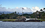 Private tour of USS Arizona Memorial 120615-N-RI884-265.jpg
