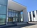 Produktion Blieskastel Eingang HagerGroup.jpg