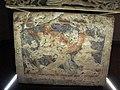Produzione greca o magnogreca, sarcofago delle amazzoni, 350-325 a.C. ca, da tarquinia 14.JPG