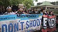 Protest march in response to the Philando Castile shooting (28163894625).jpg