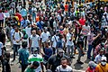 Protesters at the endSARS protest in Lagos, Nigeria 65.jpg