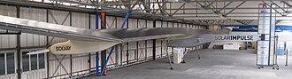 Solar Impulse - Solar Impulse 1 – wing structure